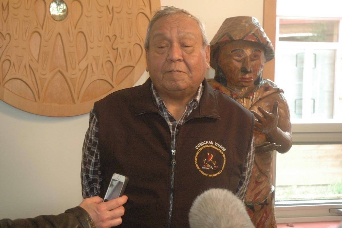 Cowichan First Nations go to court over disputed lands in Richmond